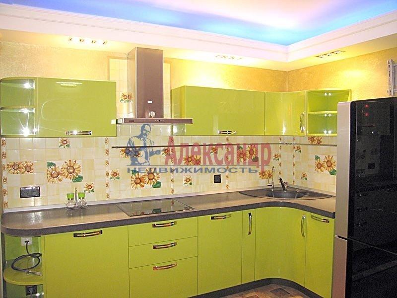 3-комнатная квартира (100м2) в аренду по адресу Шостаковича ул., 3— фото 1 из 2