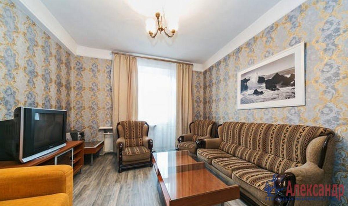 2-комнатная квартира (80м2) в аренду по адресу Поварской пер., 14— фото 1 из 4
