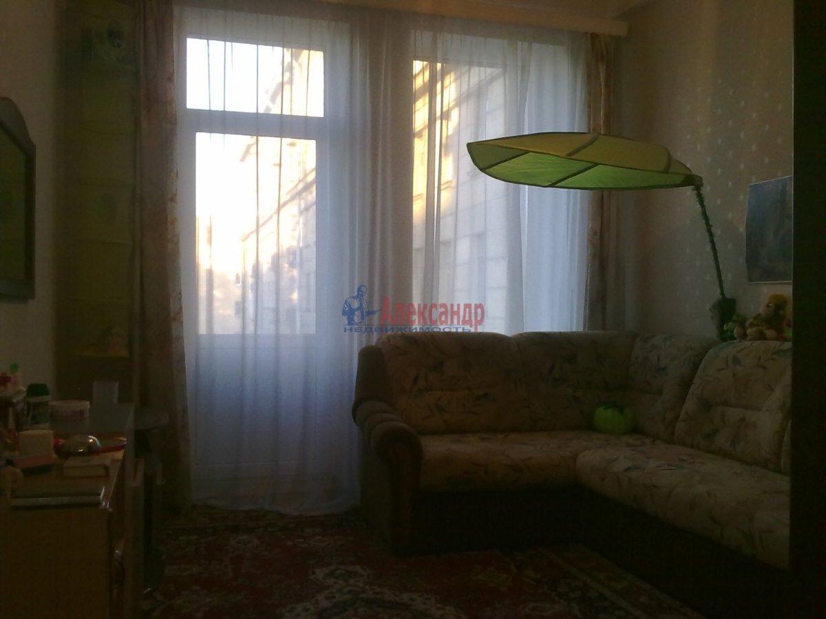 1-комнатная квартира (45м2) в аренду по адресу Космонавтов просп., 88— фото 1 из 2