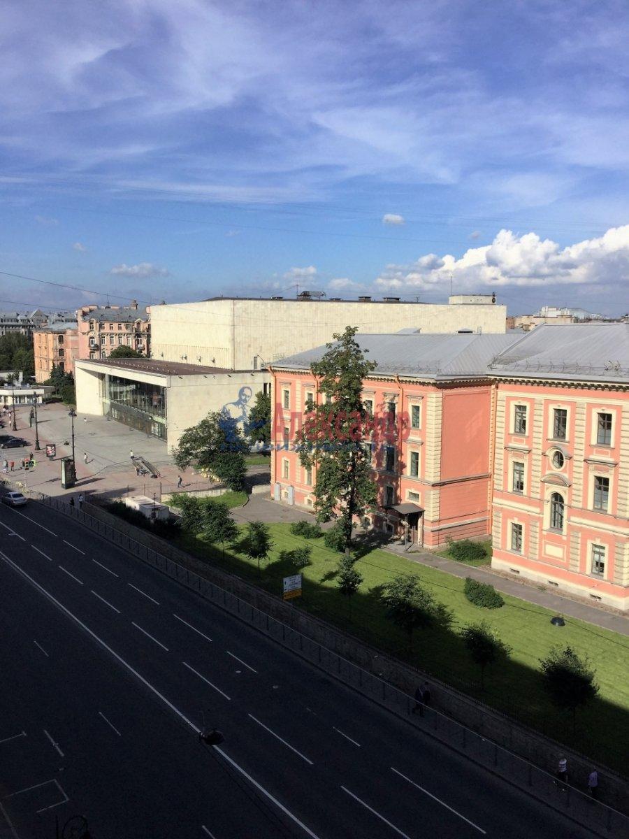 3-комнатная квартира (83м2) в аренду по адресу Лиговский пр., 23— фото 13 из 13