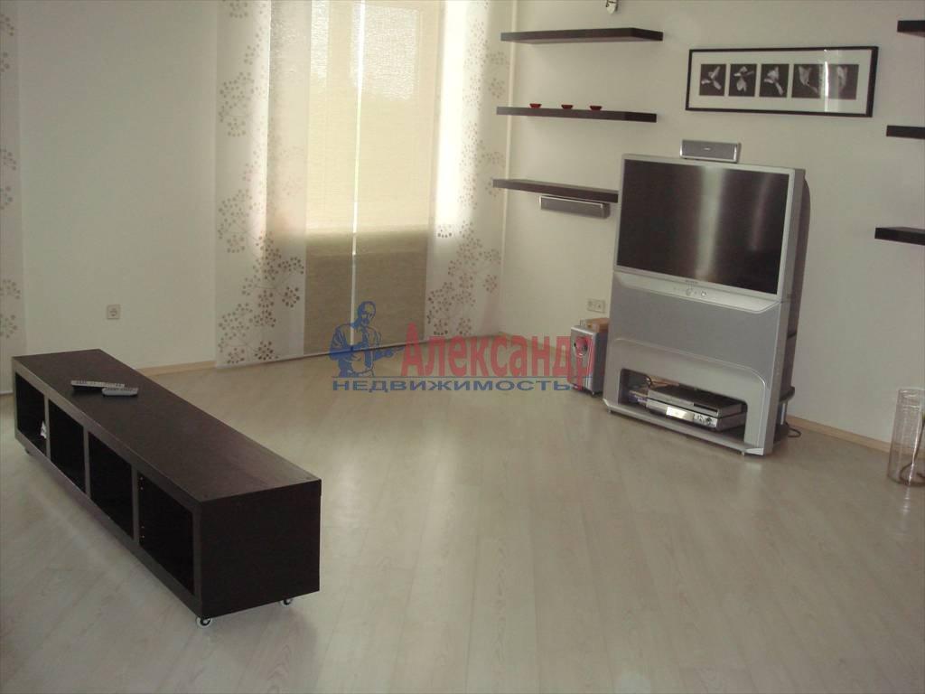 2-комнатная квартира (54м2) в аренду по адресу Кузнецовская ул., 46— фото 1 из 4