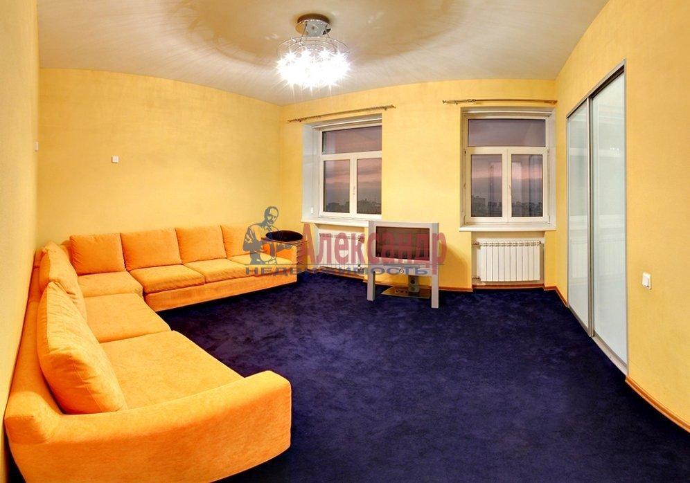 1-комнатная квартира (40м2) в аренду по адресу Островского пл., 9— фото 4 из 4