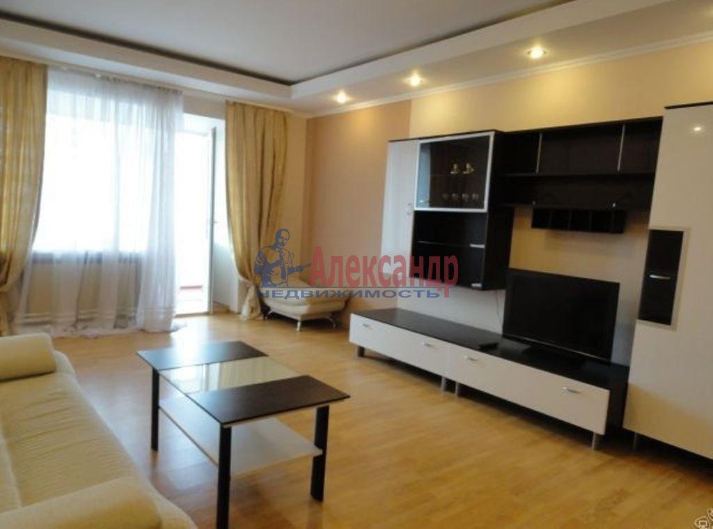 2-комнатная квартира (78м2) в аренду по адресу Народная ул., 5— фото 2 из 5