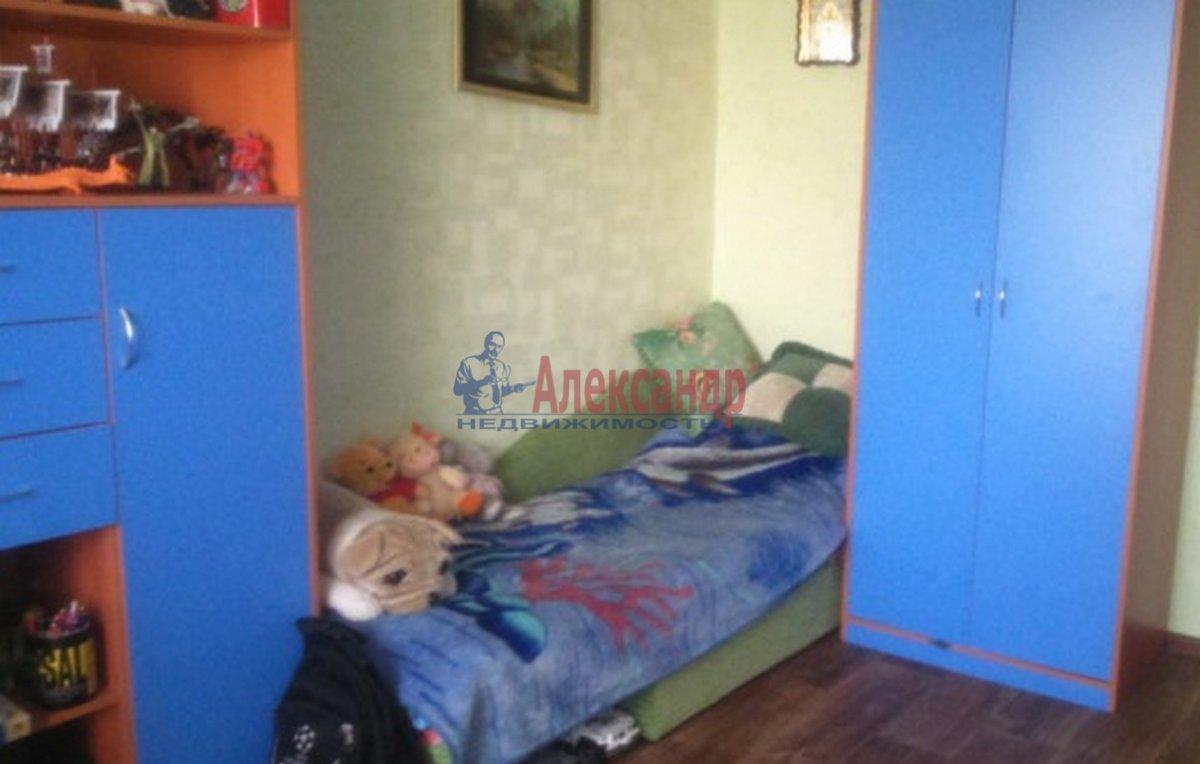 3-комнатная квартира (49м2) в аренду по адресу Авиаконструкторов пр., 18— фото 3 из 5