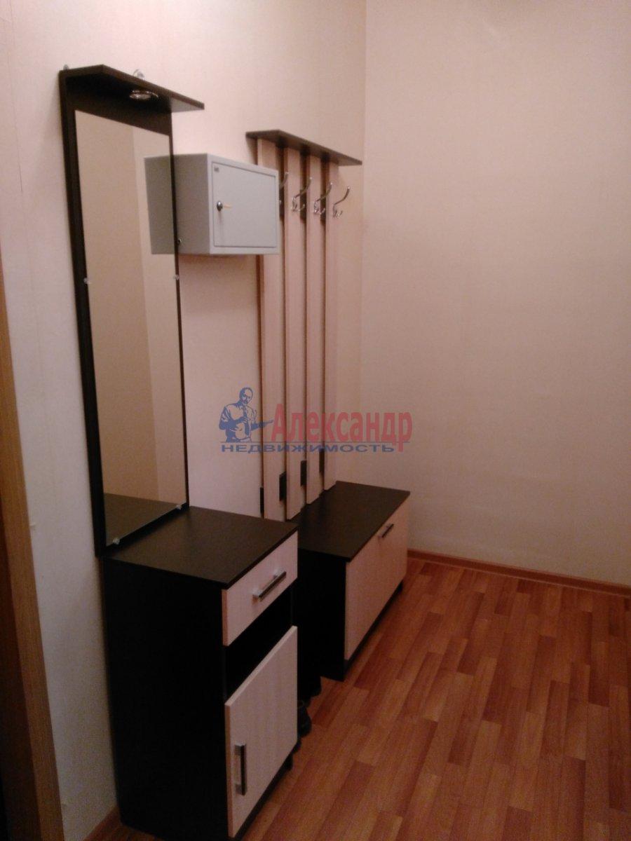 1-комнатная квартира (37м2) в аренду по адресу Юнтоловский пр., 49— фото 7 из 9