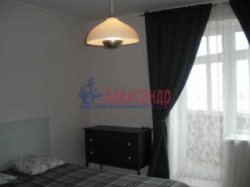 2-комнатная квартира (70м2) в аренду по адресу Морская наб., 37— фото 6 из 8