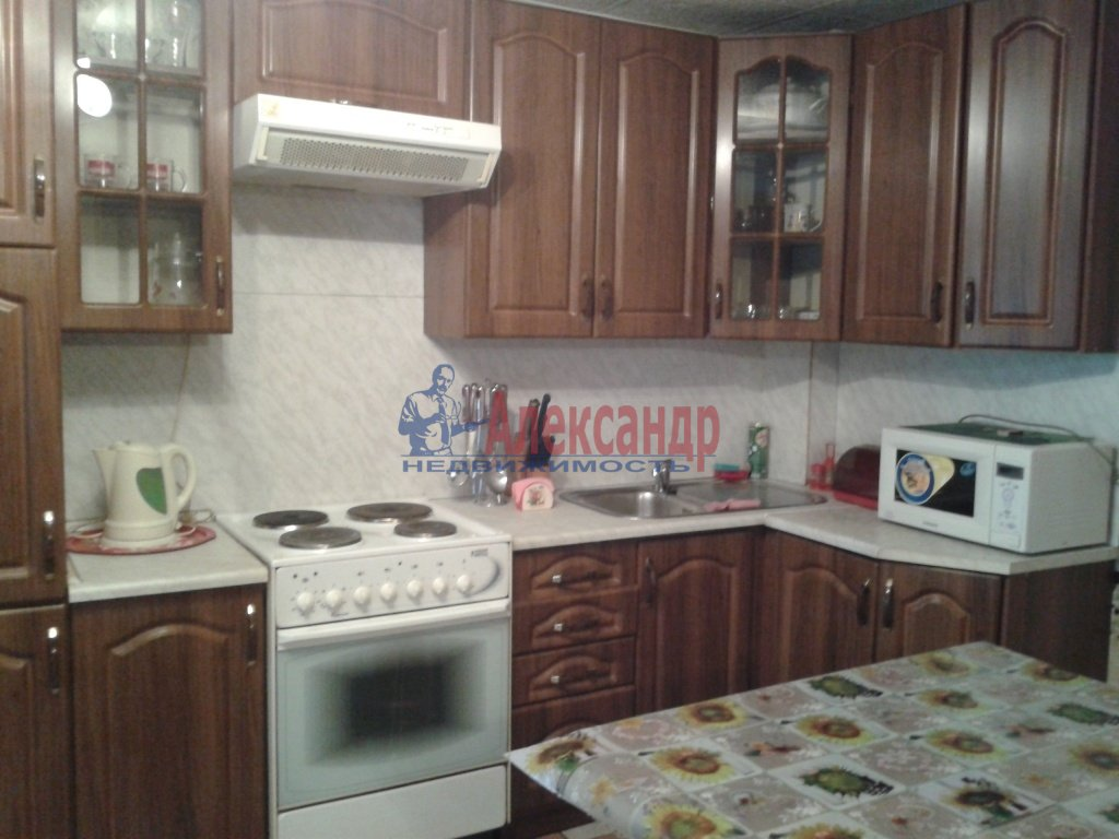 1-комнатная квартира (38м2) в аренду по адресу 2 Муринский пр., 51— фото 6 из 6
