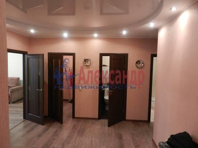 2-комнатная квартира (68м2) в аренду по адресу Наставников пр., 3— фото 7 из 11
