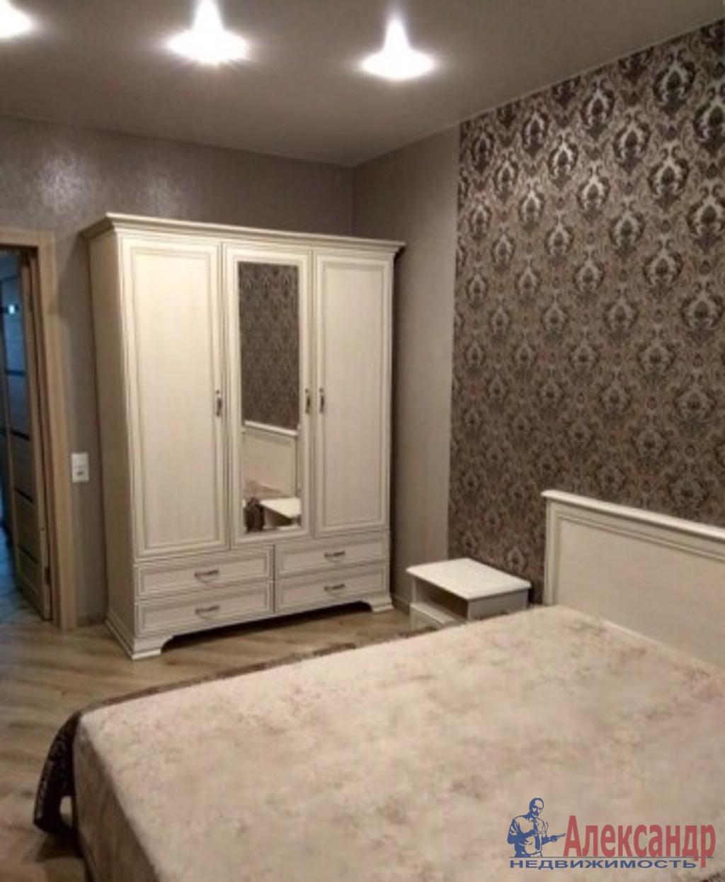 2-комнатная квартира (62м2) в аренду по адресу Мытнинская наб., 7— фото 1 из 3