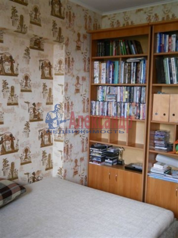 1-комнатная квартира (36м2) в аренду по адресу Просвещения пр., 15— фото 1 из 2