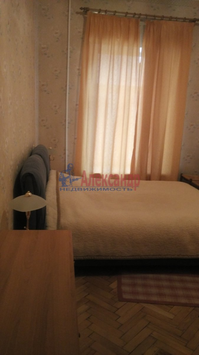 2-комнатная квартира (57м2) в аренду по адресу Невский пр., 146— фото 4 из 7