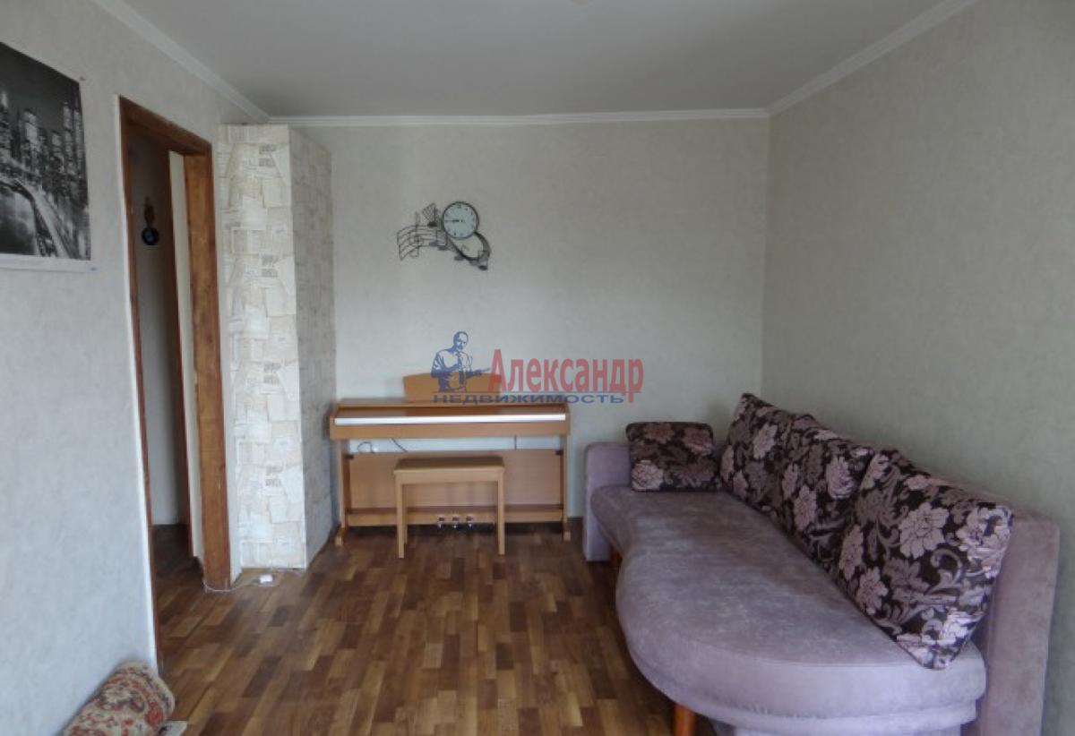 1-комнатная квартира (38м2) в аренду по адресу Дачный пр., 19— фото 1 из 4