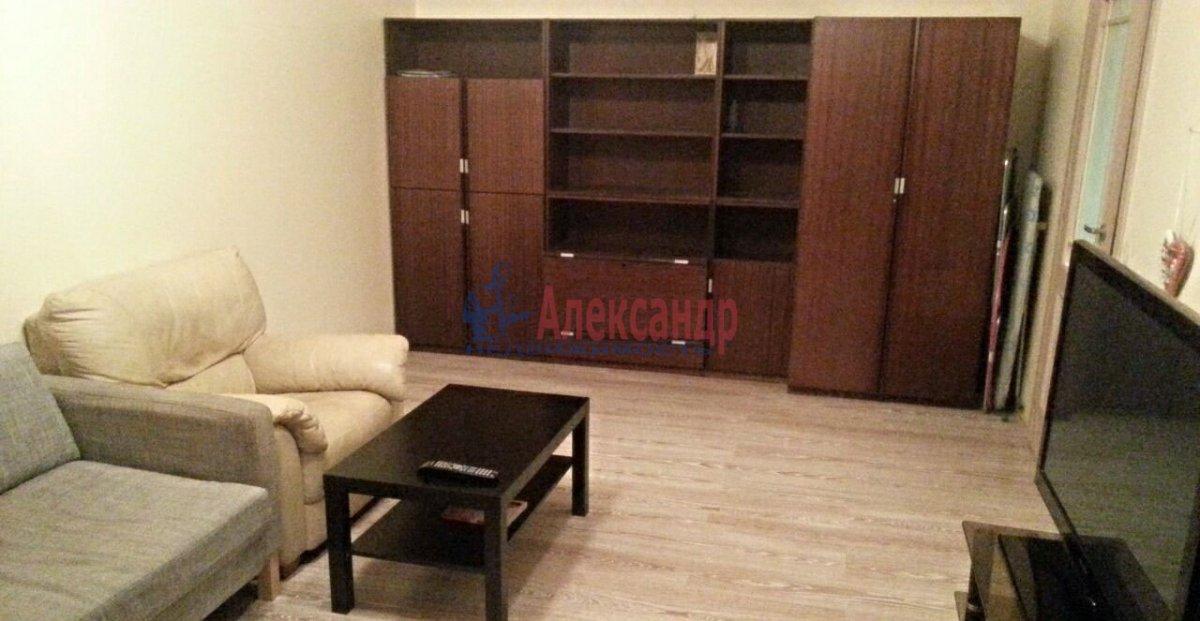 1-комнатная квартира (40м2) в аренду по адресу Выборгское шос., 5— фото 2 из 3