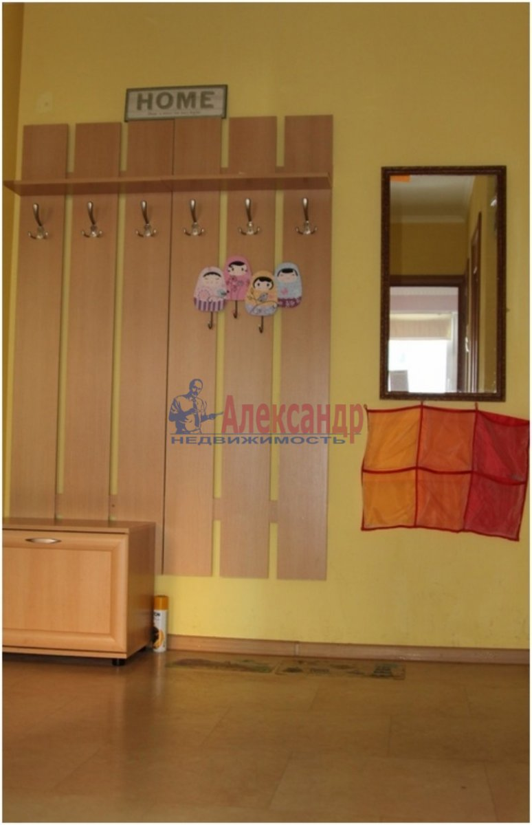 1-комнатная квартира (40м2) в аренду по адресу Кубинская ул., 60— фото 3 из 5