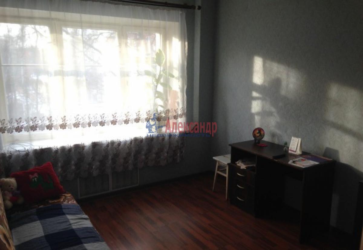 1-комнатная квартира (42м2) в аренду по адресу Наставников пр., 34— фото 3 из 5