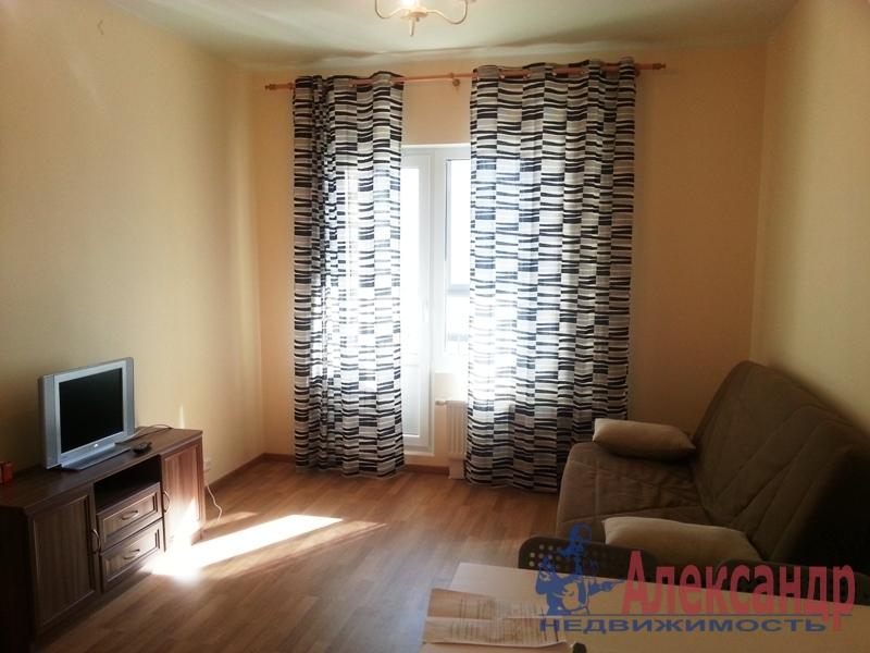 2-комнатная квартира (57м2) в аренду по адресу Науки пр., 17— фото 6 из 10
