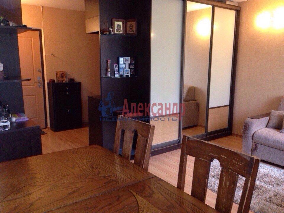 1-комнатная квартира (48м2) в аренду по адресу Канала Грибоедова наб., 2— фото 4 из 7