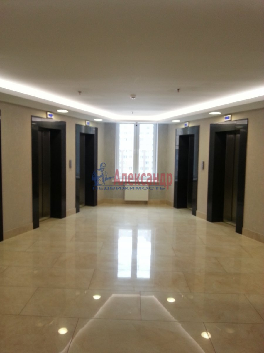 1-комнатная квартира (40м2) в аренду по адресу Обуховской Обороны пр., 138— фото 8 из 10