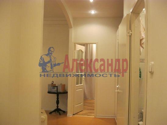 3-комнатная квартира (60м2) в аренду по адресу Большая Зеленина ул., 19— фото 5 из 6