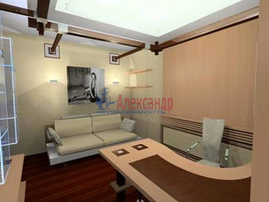 3-комнатная квартира (100м2) в аренду по адресу Бухарестская ул., 110— фото 2 из 3