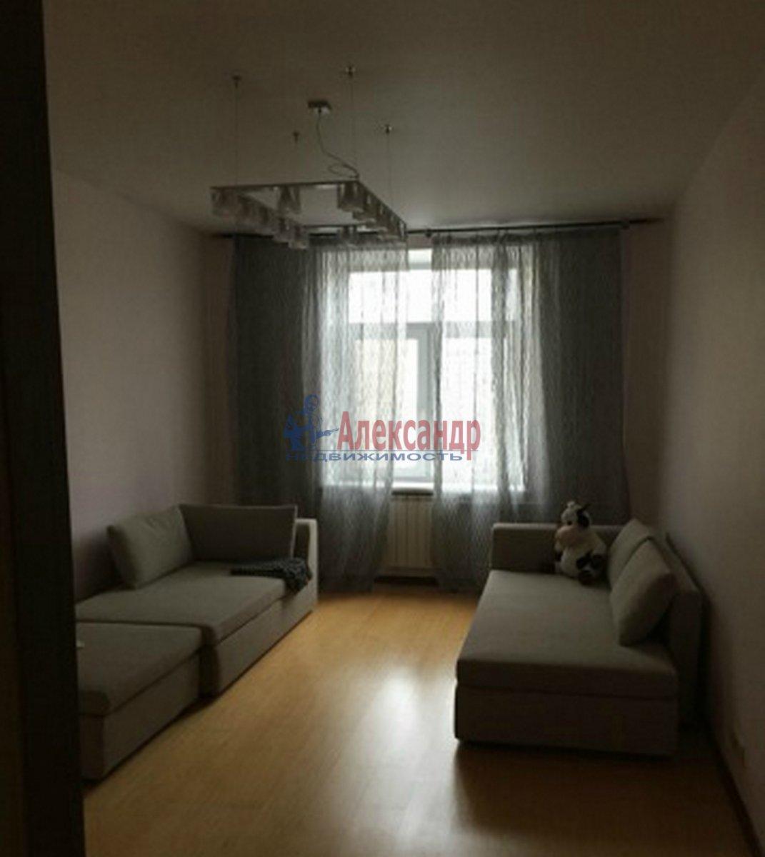 3-комнатная квартира (97м2) в аренду по адресу Московский просп.— фото 1 из 4
