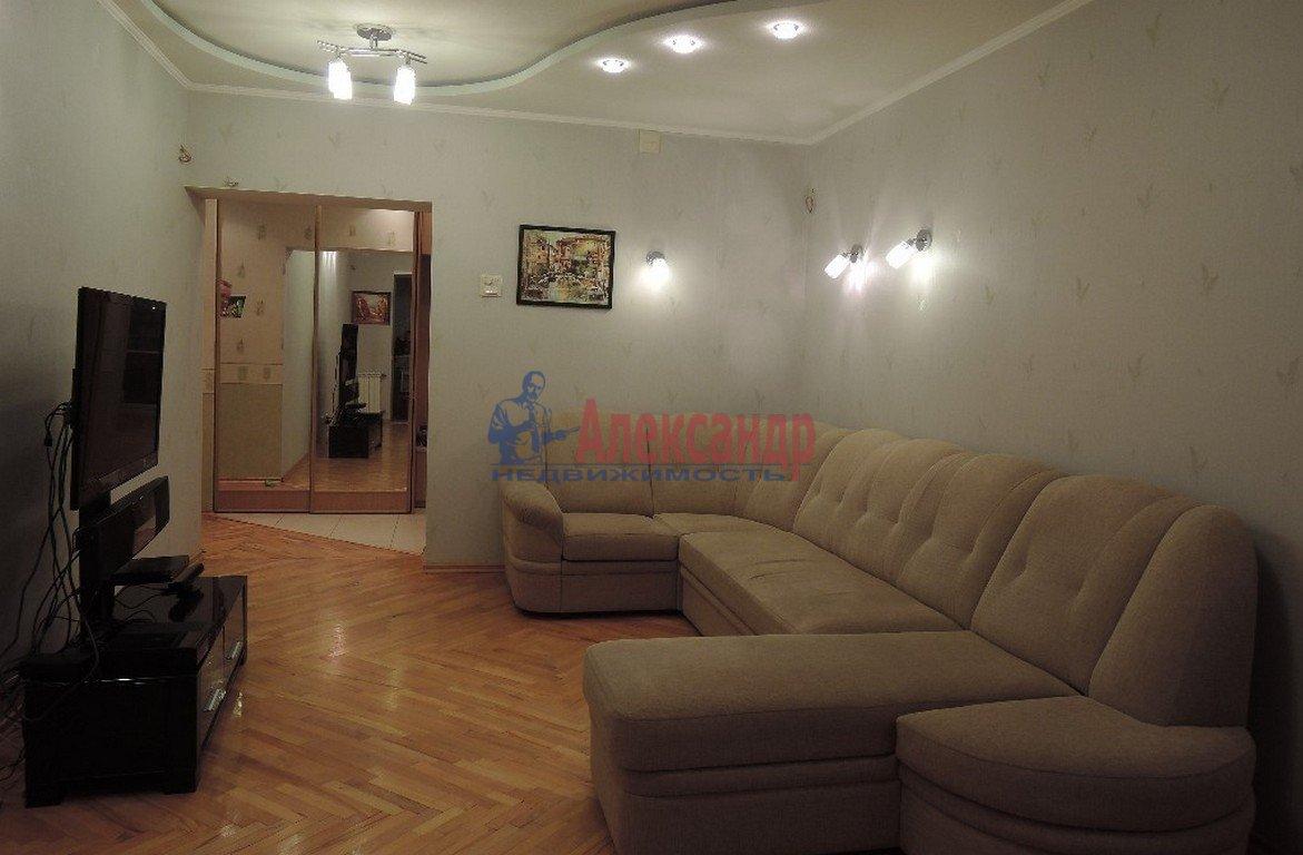 2-комнатная квартира (61м2) в аренду по адресу Курляндская ул., 9— фото 1 из 4