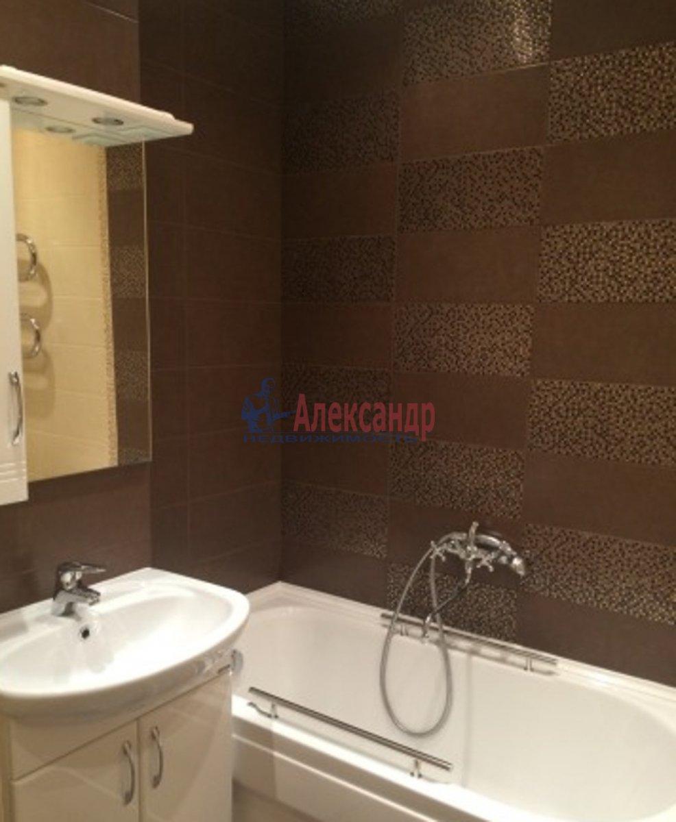 1-комнатная квартира (42м2) в аренду по адресу Кораблестроителей ул., 34— фото 3 из 4