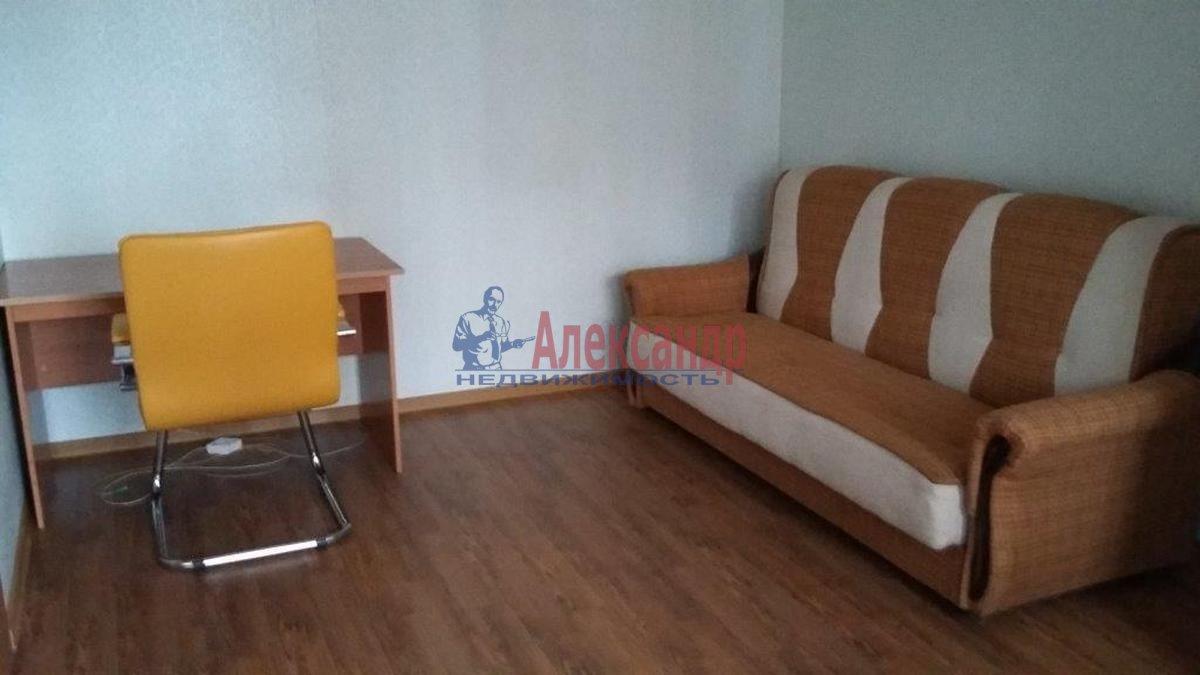 1-комнатная квартира (35м2) в аренду по адресу Парголово пос., Валерия Гаврилина ул., 5— фото 1 из 6