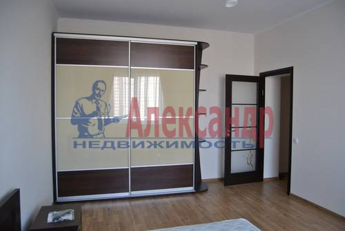 3-комнатная квартира (97м2) в аренду по адресу Просвещения просп., 87— фото 4 из 7