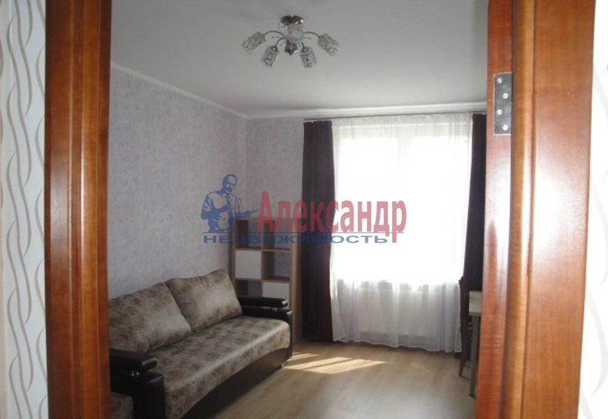 2-комнатная квартира (48м2) в аренду по адресу Луначарского пр., 76— фото 2 из 4