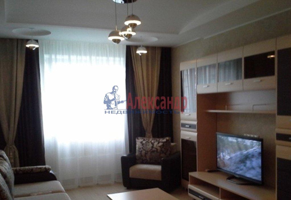 1-комнатная квартира (39м2) в аренду по адресу Науки пр., 17— фото 1 из 3
