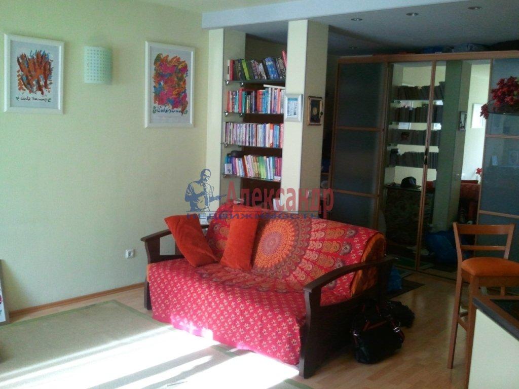 1-комнатная квартира (35м2) в аренду по адресу Ропшинская ул.— фото 4 из 6