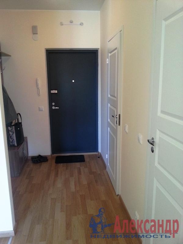 2-комнатная квартира (57м2) в аренду по адресу Науки пр., 17— фото 10 из 10