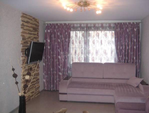 1-комнатная квартира (40м2) в аренду по адресу Николая Рубцова ул., 12— фото 1 из 2