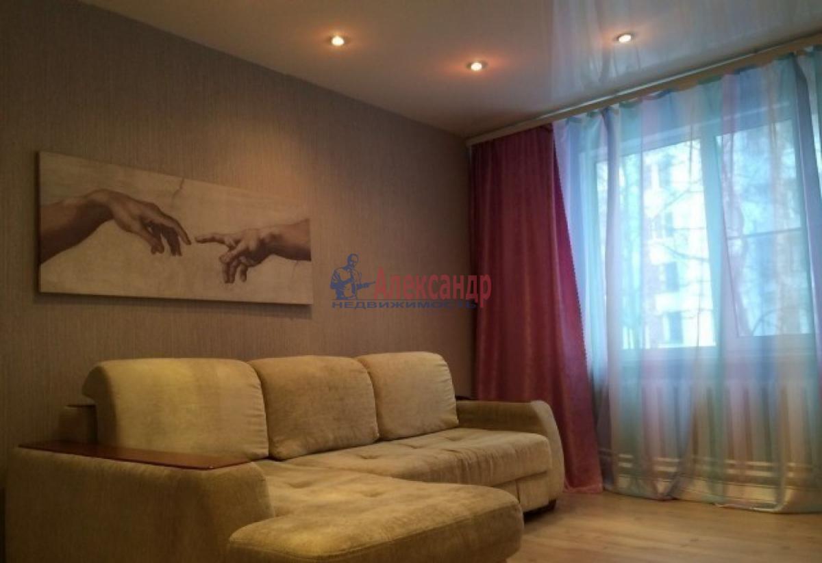 1-комнатная квартира (38м2) в аренду по адресу Наставников пр., 21— фото 4 из 6