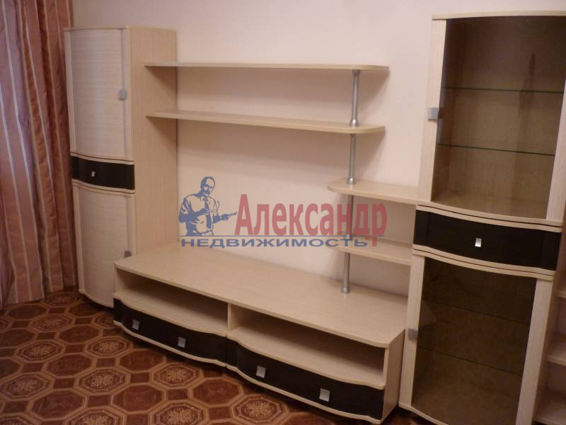 1-комнатная квартира (41м2) в аренду по адресу Косыгина пр., 32— фото 7 из 7