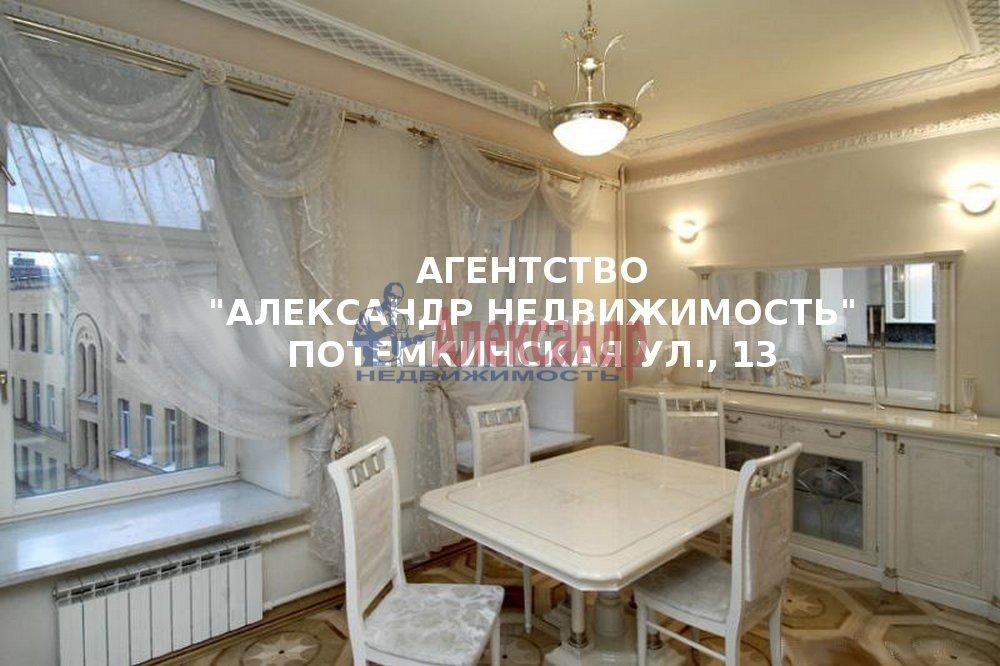 4-комнатная квартира (170м2) в аренду по адресу Большая Конюшенная ул., 13— фото 10 из 10