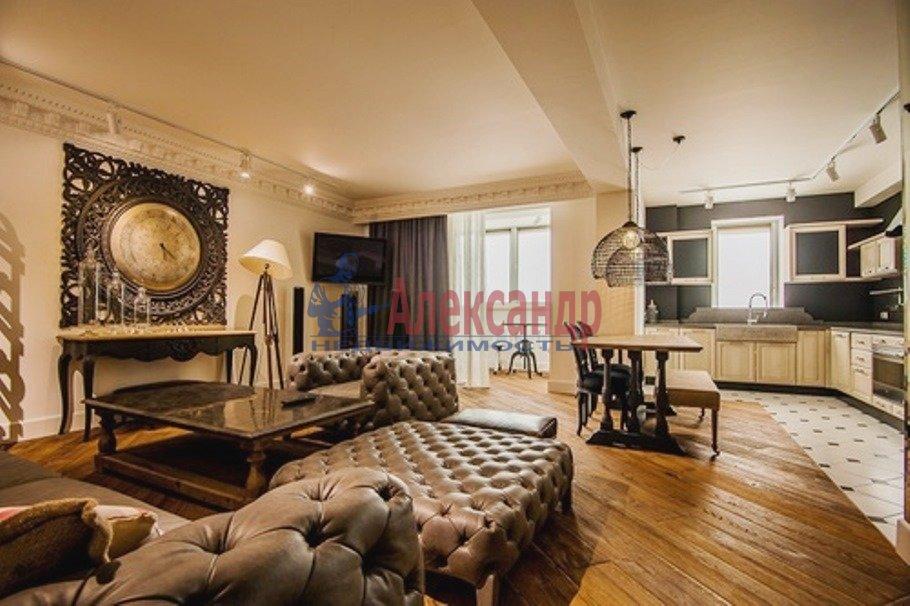 3-комнатная квартира (105м2) в аренду по адресу Большая Морская ул.— фото 1 из 8