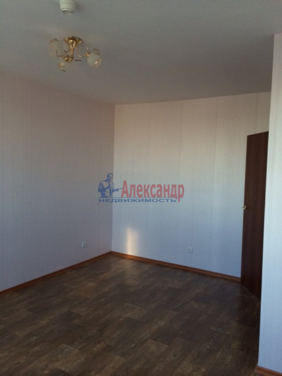 1-комнатная квартира (32м2) в аренду по адресу Парголово пос., Михаила Дудина ул., 23— фото 2 из 4