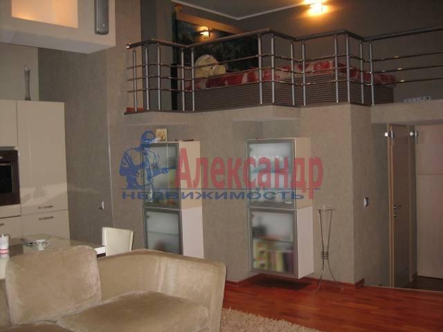 4-комнатная квартира (97м2) в аренду по адресу Реки Фонтанки наб., 50— фото 2 из 5