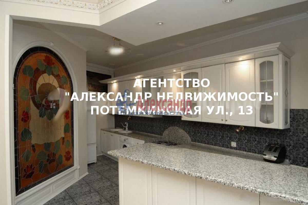 4-комнатная квартира (170м2) в аренду по адресу Большая Конюшенная ул., 13— фото 3 из 10