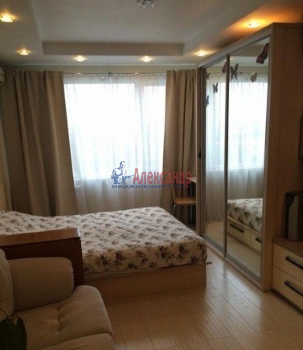 2-комнатная квартира (50м2) в аренду по адресу Ленинский пр., 176— фото 4 из 9