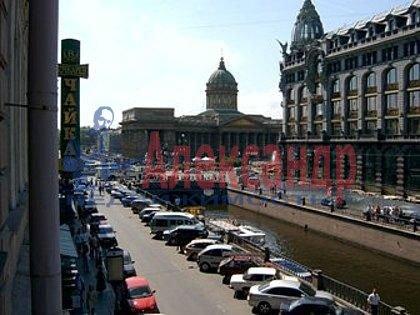 3-комнатная квартира (126м2) в аренду по адресу Канала Грибоедова наб., 10— фото 5 из 6