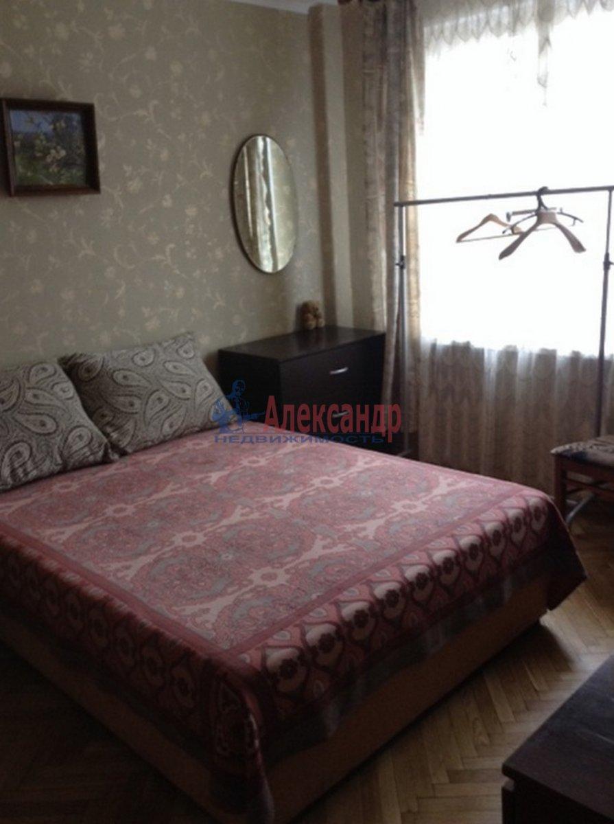 1-комнатная квартира (33м2) в аренду по адресу Бухарестская ул., 15— фото 5 из 9