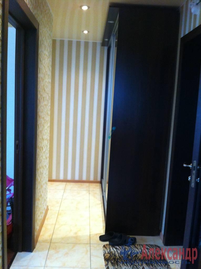 2-комнатная квартира (61м2) в аренду по адресу Луначарского пр., 112— фото 11 из 29