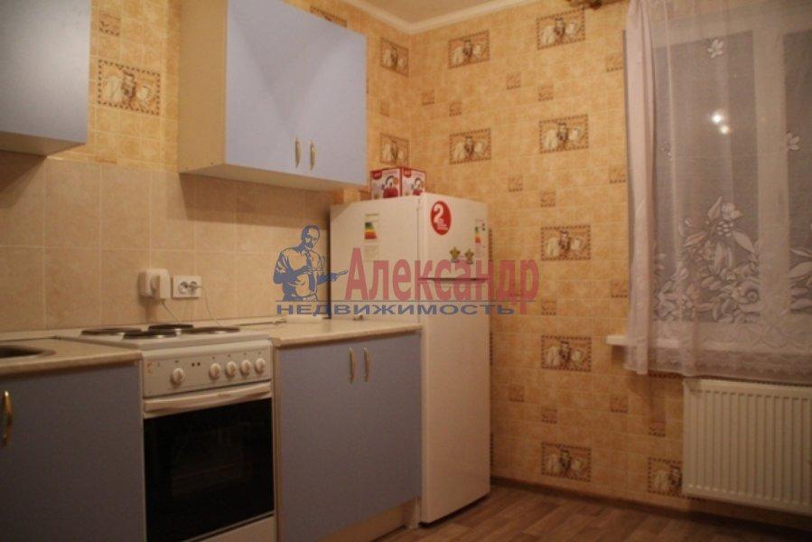 1-комнатная квартира (40м2) в аренду по адресу Сиреневый бул., 25— фото 1 из 5
