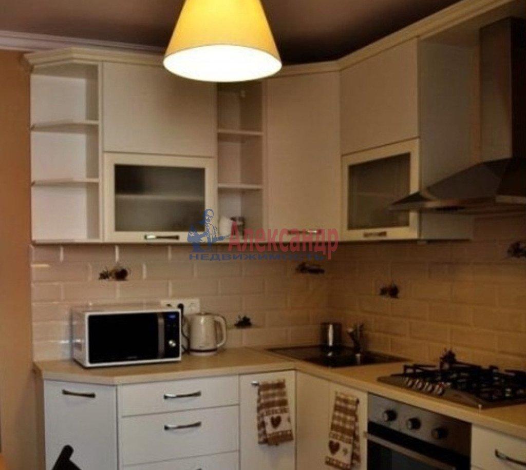 2-комнатная квартира (61м2) в аренду по адресу Курляндская ул., 9— фото 3 из 4