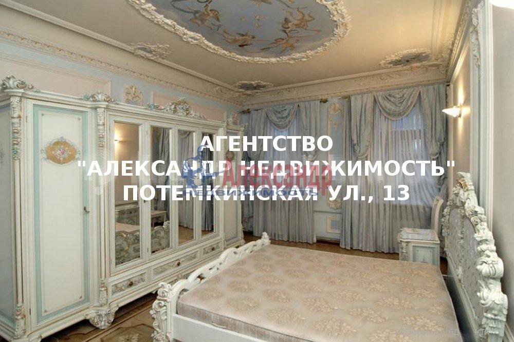 4-комнатная квартира (170м2) в аренду по адресу Большая Конюшенная ул., 13— фото 5 из 10