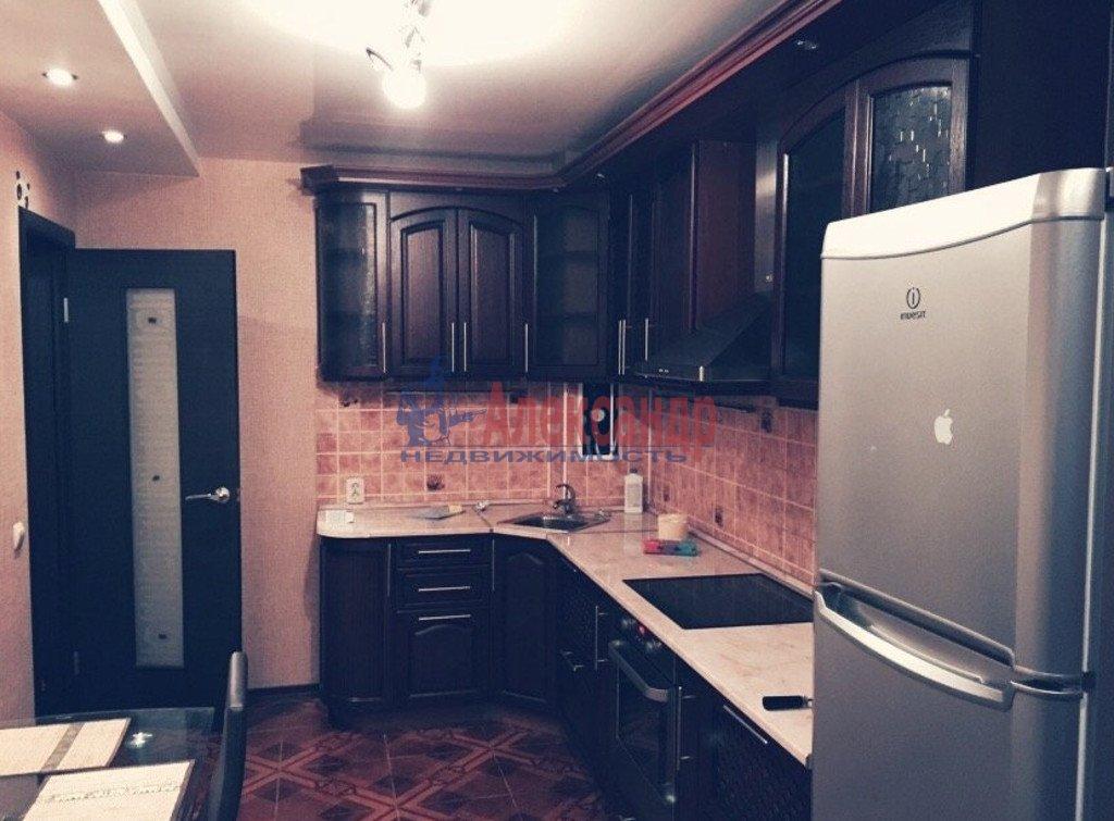 1-комнатная квартира (45м2) в аренду по адресу Савушкина ул., 118— фото 2 из 2