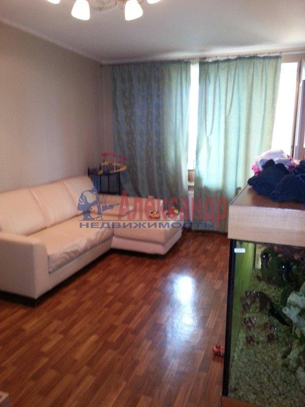 1-комнатная квартира (46м2) в аренду по адресу Варшавская ул., 23— фото 2 из 4